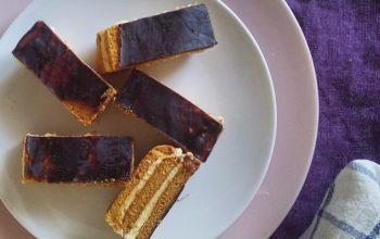 Recept: Babiččiny nejlepší medové řezy