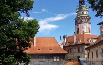 Krásy Jižních Čech: Český Krumlov