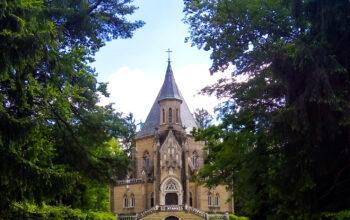 Krásy Jižních Čech: Schwarzenberská hrobka