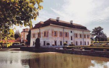Krásy Jižních Čech: Zámek Kratochvíle