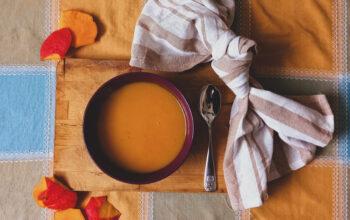 Recept: Výborná dýňová polévka podle Honzíka aneb, jak se správně dělat nemá