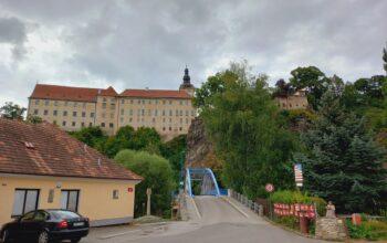 Krásy Jižních Čech: Zámek Bechyně