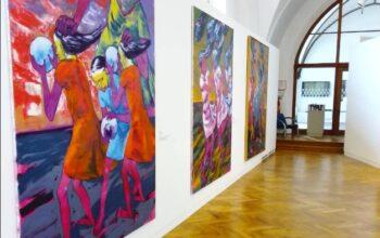 Článek: Výstava – Lubomír Typlt / Dancing Pentagon