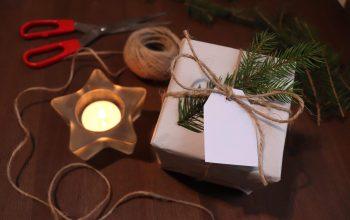 Návod: Jmenovky na dárky