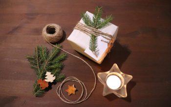 Návod: Jednoduché balení dárků