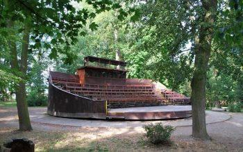 Krásy Jižních Čech: Otáčivé hlediště Týn nad Vltavou