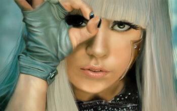 Lady Gaga – Poker Face (2)