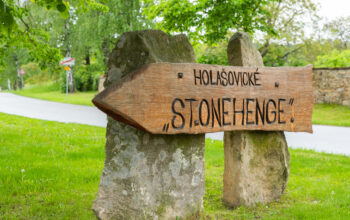 Krásy Jižních Čech: Holašovické Stonehenge