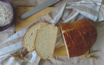 Recept: Domácí chléb