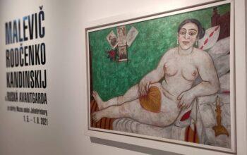 Článek: Výstava – Ruská Avantgarda