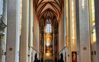 Kam na výlet: Kostel svatého Mořice