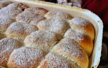 Recept: Kynuté buchty od Honzíka
